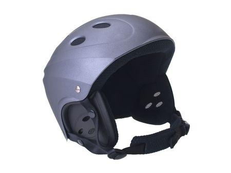 protective helmets: Casco isolato su sfondo bianco