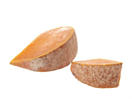 Cheese isolated on white background Stock Photo - 6384331