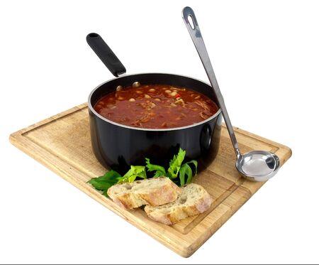 soup pot: Homemaid soup pot