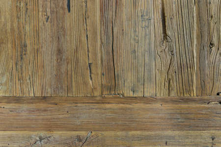patina: Old goldn cedar background patina