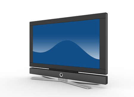 wideview: LCD screen TV