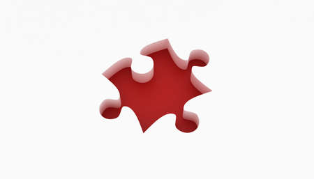 Jigsaw puzzle Stock Photo - 5900558