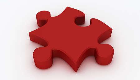 Jigsaw puzzle Stock Photo - 5900593