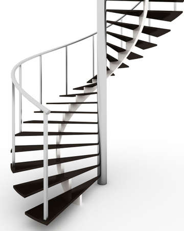 ascent: Spiral Staircase