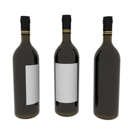 Wine bottle Stock Photo - 5916977