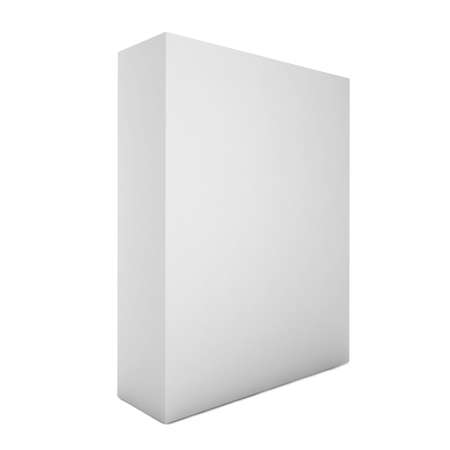 Blank box. Ready to use in your designs Stock Photo - 6198009