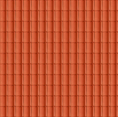Close up Detail of Perfect Roof Tiles texture photo