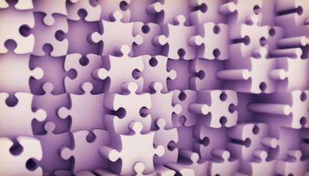 Jigsaw puzzle Stock Photo - 7949954