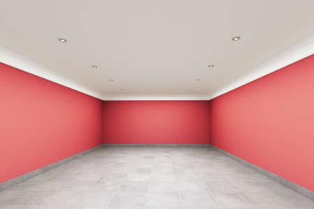 Beautiful Empty Interior Stock Photo - 8492150
