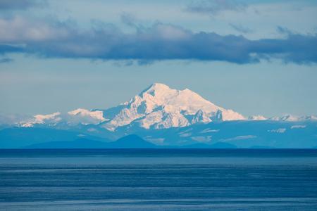 Mount Baker, volcanic peak in the North Cascades Mountains, Washington