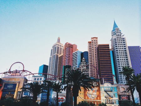sin city: New York in Vegas
