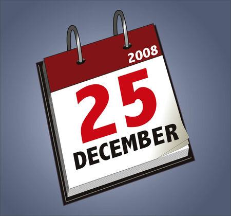 vector calendar Stock Vector - 3025089