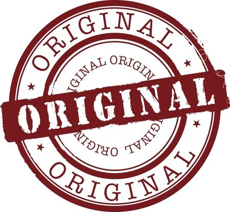 originales: abstract vector original de Sellos de Caucho Vectores