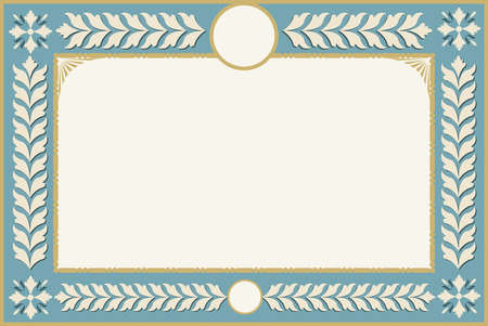 vintage label Stock Vector - 8016822