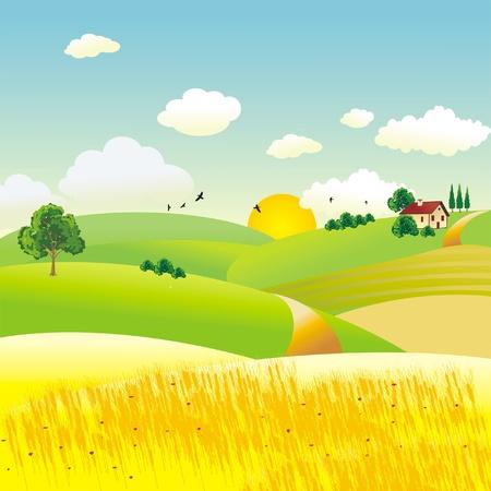 granary: agricoltura