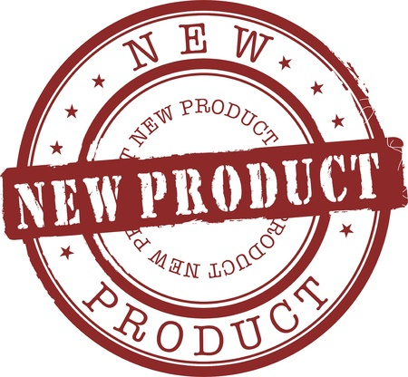 new products: new product Illustration