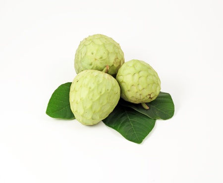 chirimoya: cherimoya fruit