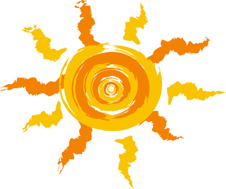 el sol: Sun Vectores