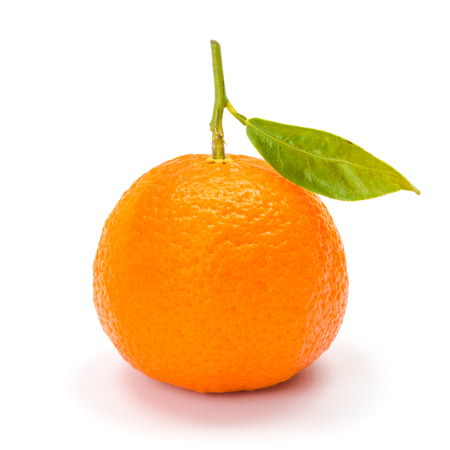 citrus reticulata: Ripe mandarin (satsuma or tangerine). Citrus reticulata