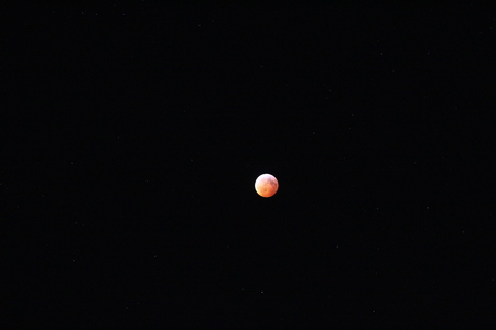 Lunar eclipse Standard-Bild - 120938175