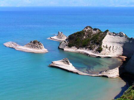 Cape Drastis, Corfu