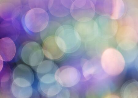 Beautiful abstract colorful background of holiday lights