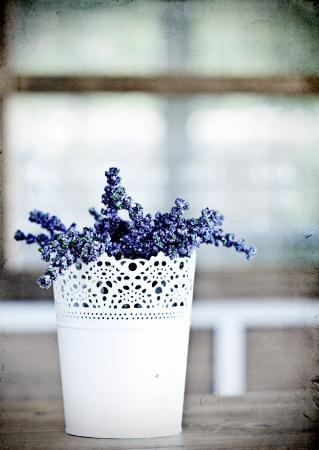Lavender - rustic, vintage decoration