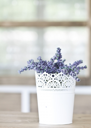 Lavender - rustic decoration  photo