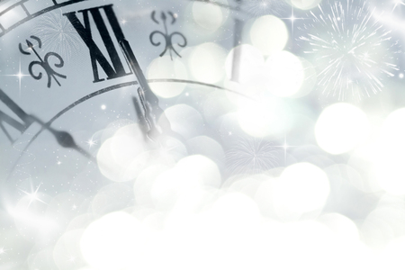 year 's: New Year s at midnight