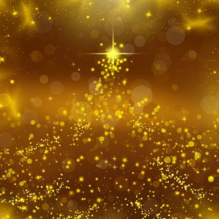 Dark Abstract Christmas background photo