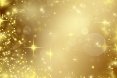 눈송이와 휴일 조명과 함께 추상 크리스마스 배경 스톡 콘텐츠