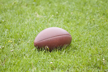pumped: American Football on the ground