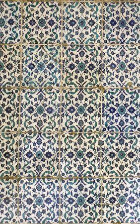 Turkish mosaic 2 Stock Photo
