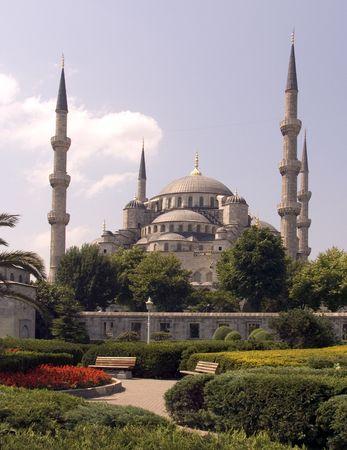 17: 17 mezquita azul
