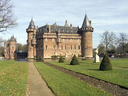 Dutch castle 8 Stock Photo