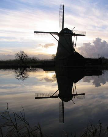 Dutch windmill 5 Stock Photo - 249235