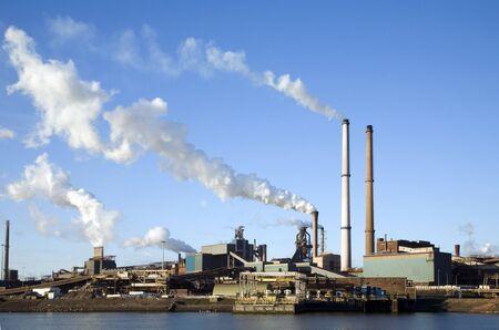 ijmuiden: Factory