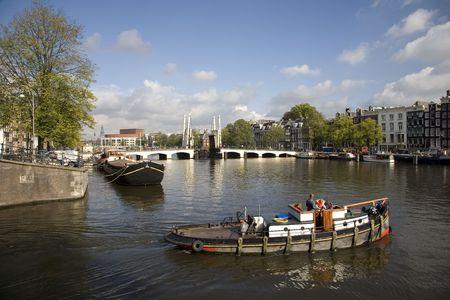 dutch canal house: Amsterdam 2