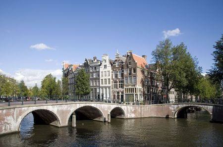dutch canal house: Amsterdam 3