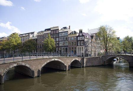 dutch canal house: Amsterdam 7