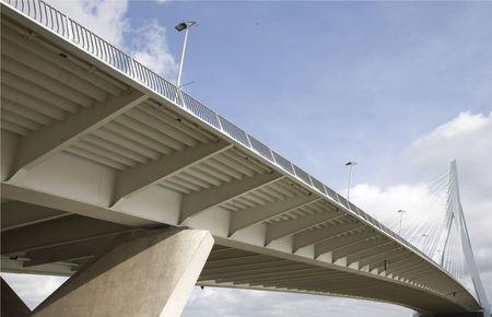 Suspension bridge 14