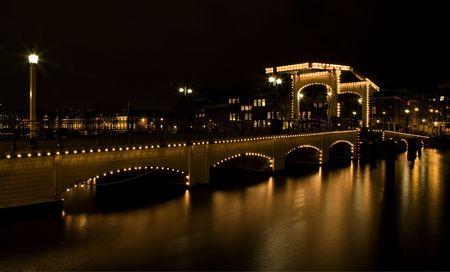 Amsterdam night 2 Stock Photo - 819829