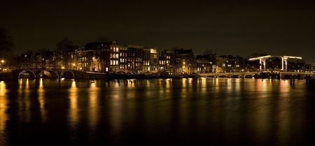 Amsterdam night 5