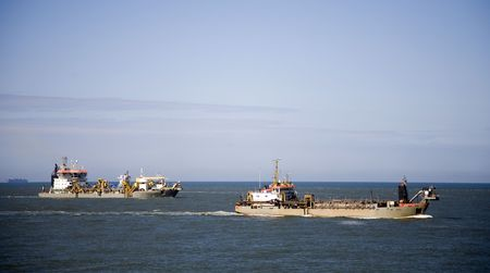 Cutter suction dredger 1 photo