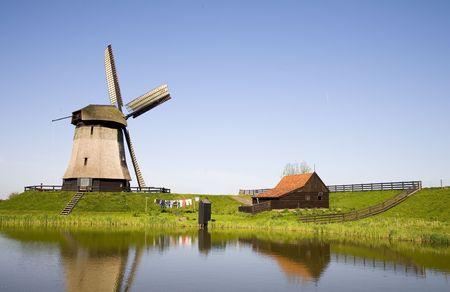 airstream: Dutch windmill 21