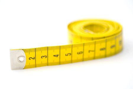 cintas metricas: Cinta para medir 3  Foto de archivo