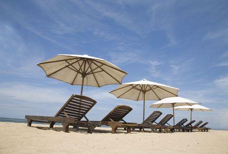 sanur: Sanur beach
