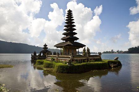 Hindu - Buddhist temple  photo