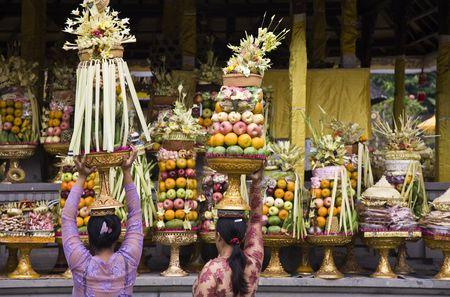 rituales: Templo ritual Foto de archivo