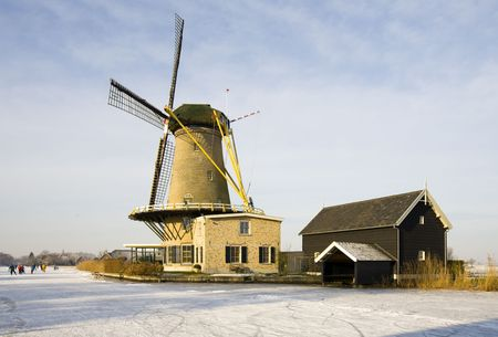 airstream: Dutch windmill